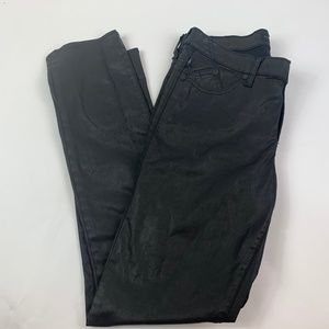 Rock and Republic Berlin Coated Skinny Jeans